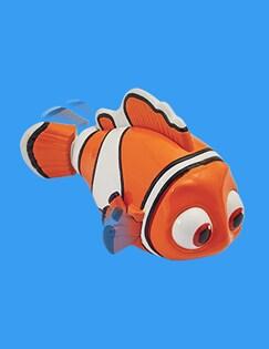 Swigglefish Nemo
