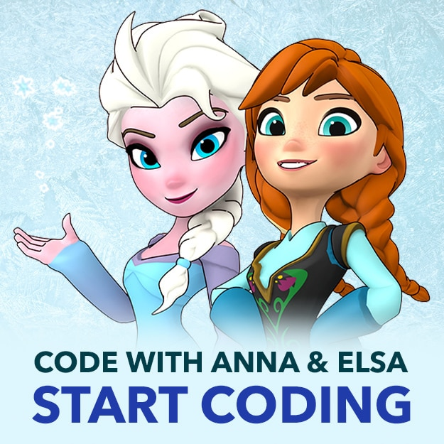 Frozen Code Tutorial