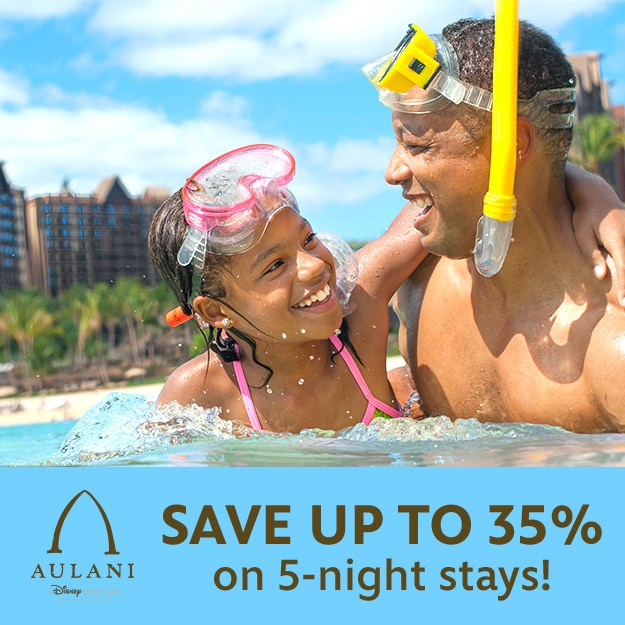 Winter Offer – Save up to 35% on 5 Night Stays