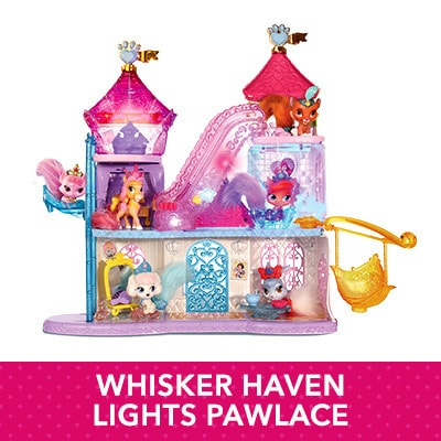 Whisker Haven Tales Product - Whisker Haven Lights Pawlace