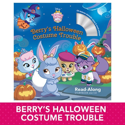 Berry's Halloween Costume Trouble