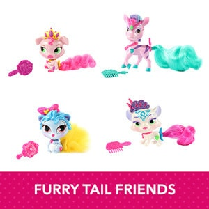 Whisker Haven Tales Product - Furry Tail Friends
