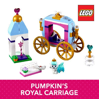 LEGO - Pumpkin's Royal Carriage