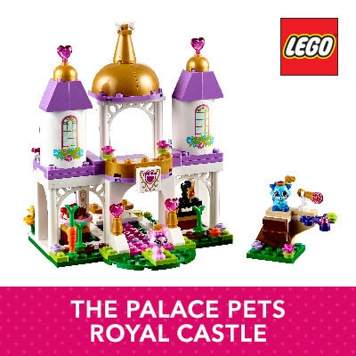 LEGO - The Palace Pet's Royal Castle