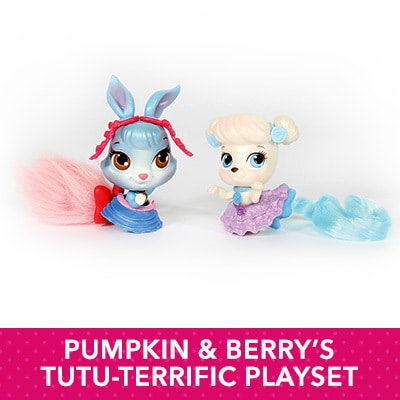 Whisker Haven Tales Product - Playset Pumpkin and Berry