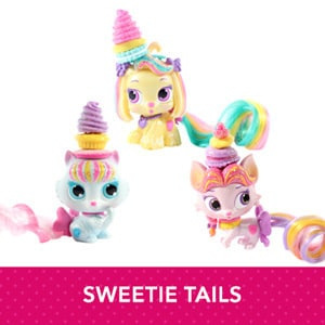 Sweetie Tails Friends