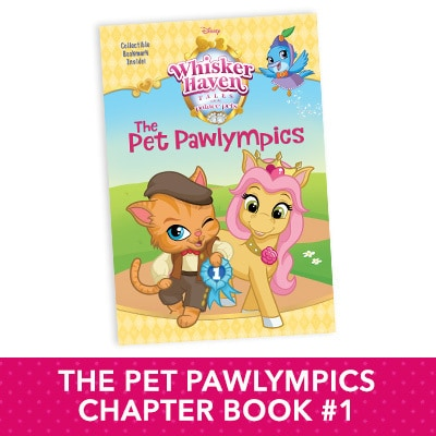 Whisker Haven Product - Chapter Book 1: The Pet Pawlympics