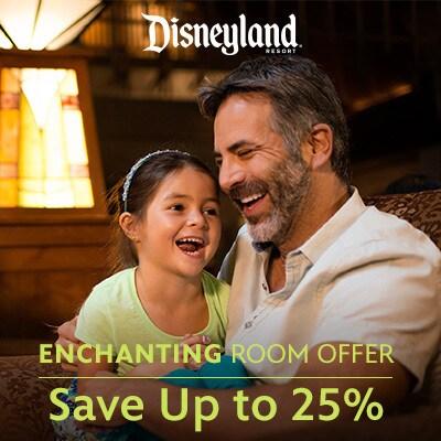 Disneyland Resort Special Offer