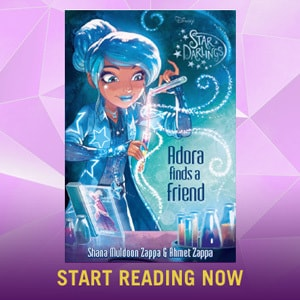 Star Darlings - Adora's Book