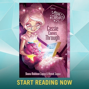 Stream - Star Darlings - Cassie's Book