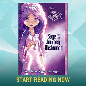 Stream - Star Darlings - Sage's Book