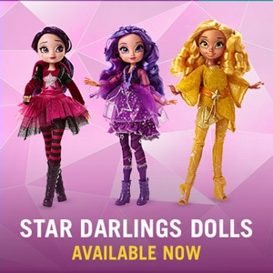 Stream - Star Darlings Dolls