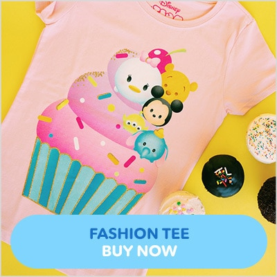 Tsum Tsum Fashion Tees