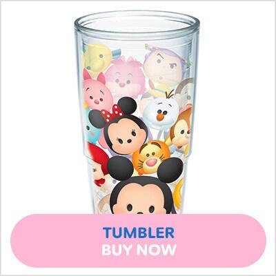 Tsum Tsum Tumbler