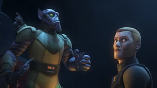 "Star Wars Rebels: ""Struggle to Survive"""