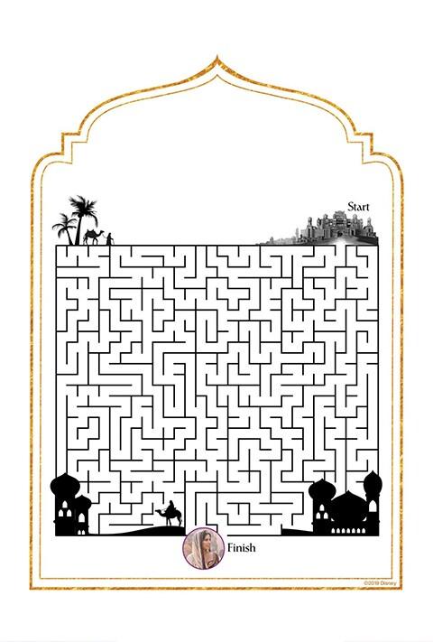 Disney Studios  - Lion King Maze PDF
