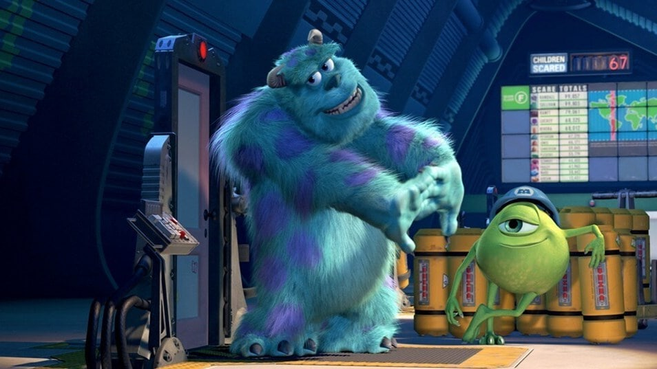 The Ultimate List of Monsters, Inc. Quotes