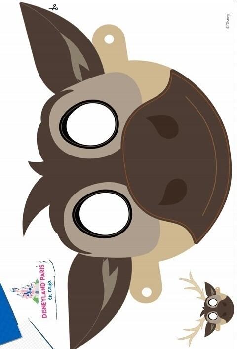 Actividad - Máscara de Sven