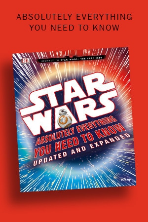 Star Wars Books - Absolutely Everything Expanded