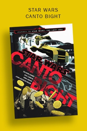 Book - Star Wars - Canto Bight