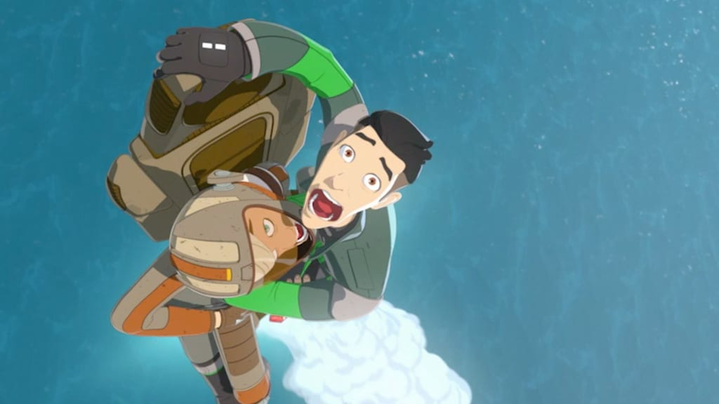 Star Wars Resistance on Disney XD