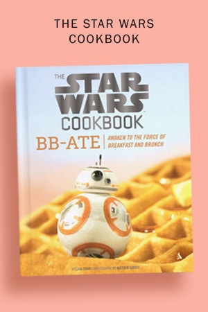 Star Wars Books -Cookbook BB-Ate