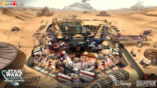 Star Wars Pinball: The Force Awakens Screenshots