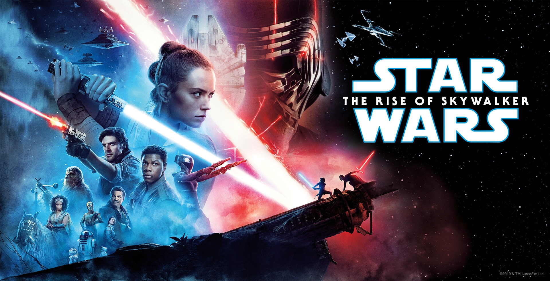 Star Wars Episode Ix The Rise Of Skywalker Disney Movies Malaysia