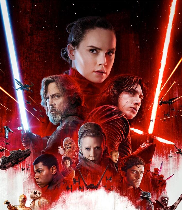 Star Wars The Last Jedi Disney Movies Philippines