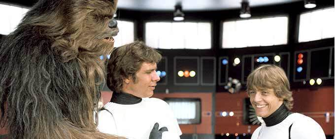 Quiz : Star Wars, Un Nouvel Espoir.
