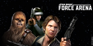 Star Wars: Force Arena game FEATURE / 10.00am - 8.00pm