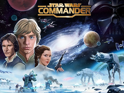 Star Wars™: Commander - Worlds in Conflict