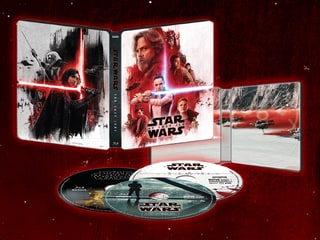 Best Buy Exclusive Blu-ray Multiscreen Edition Steelbook