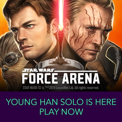 Hero Stream - Star Wars Force Arena