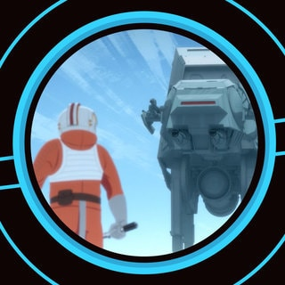 Commander on Hoth