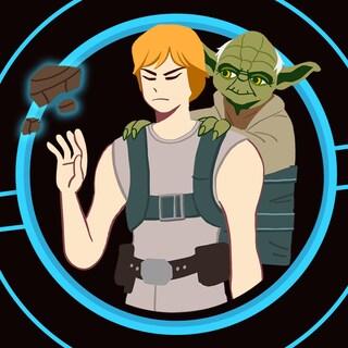 The Jedi Master