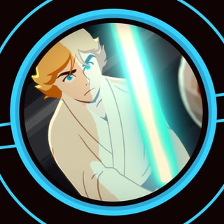 Lightsaber Training - Conversation Guide