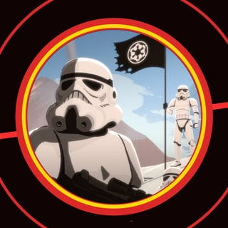 Soldiers of the Galactic Empire