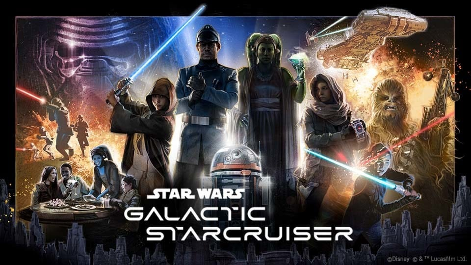 Galactic Starcruiser - Franchise Slider