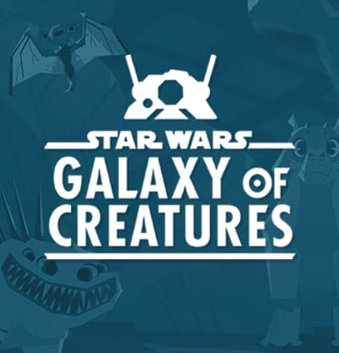 Galaxy of Creatures Static Tile