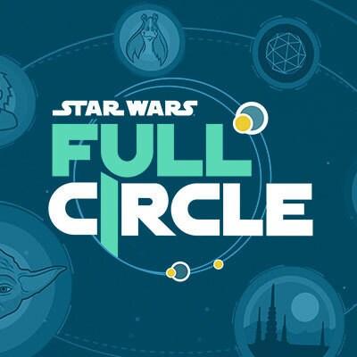 Star Wars Full Circle.  Watch videos.