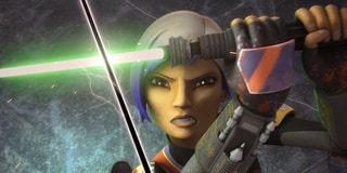 Star Wars Rebels - Duel For The Darksaber Audio Cue