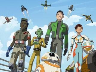 Meet Team Fireball - Star Wars Resistance