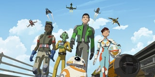Meet Team Fireball - Star Wars Resistance