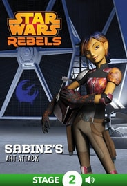 Star Wars Rebels: Sabine's Art Attack