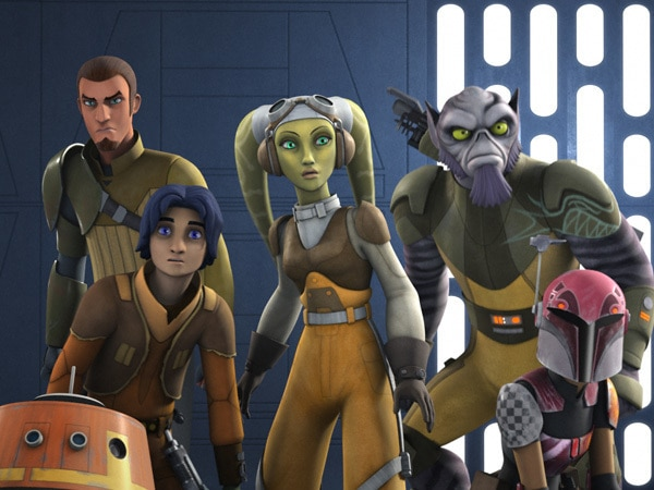 Star Wars Rebels Gallery