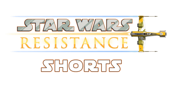 Star Wars Resistance Shorts