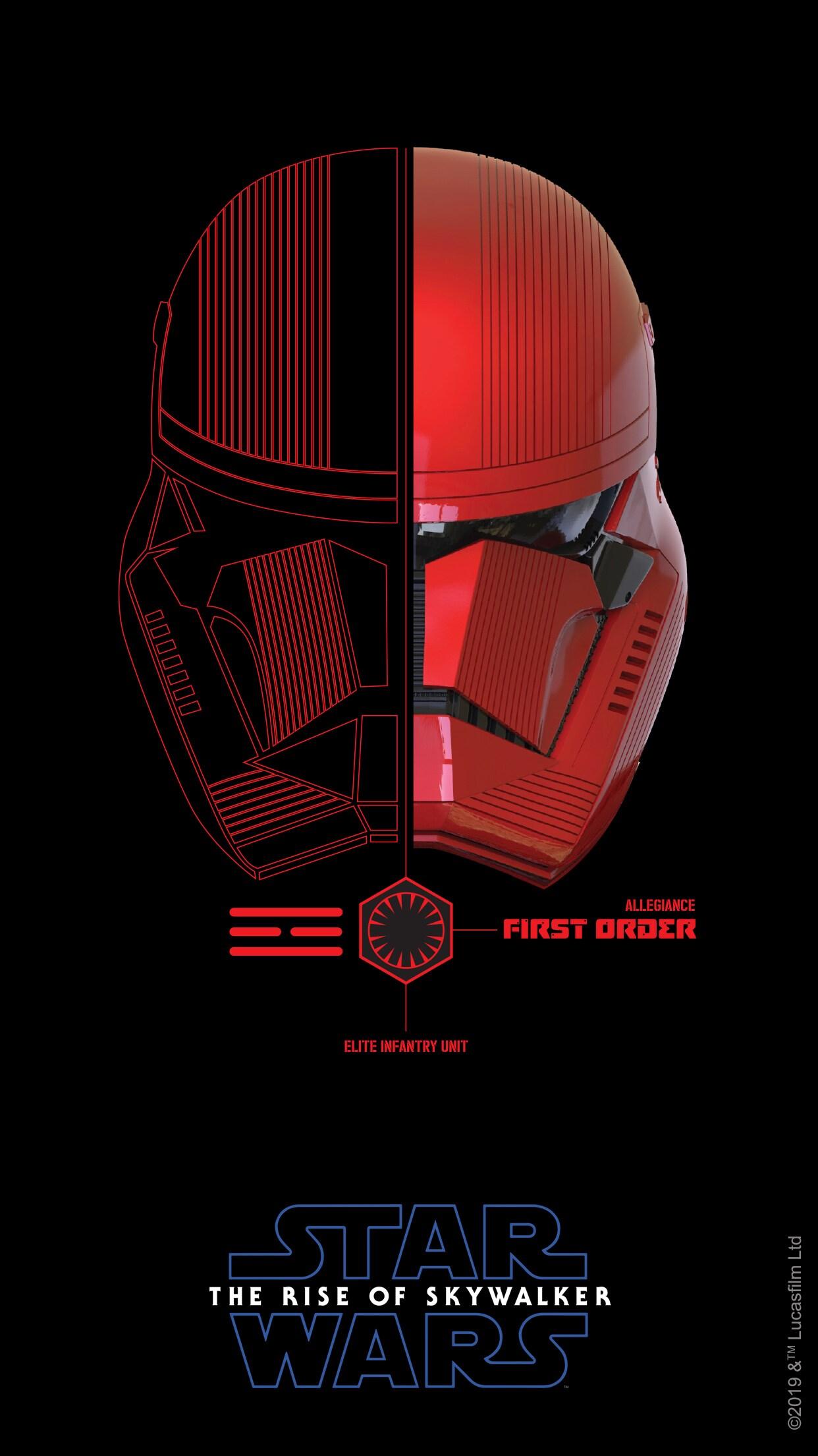 Star Wars First Order Wallpaper Hd