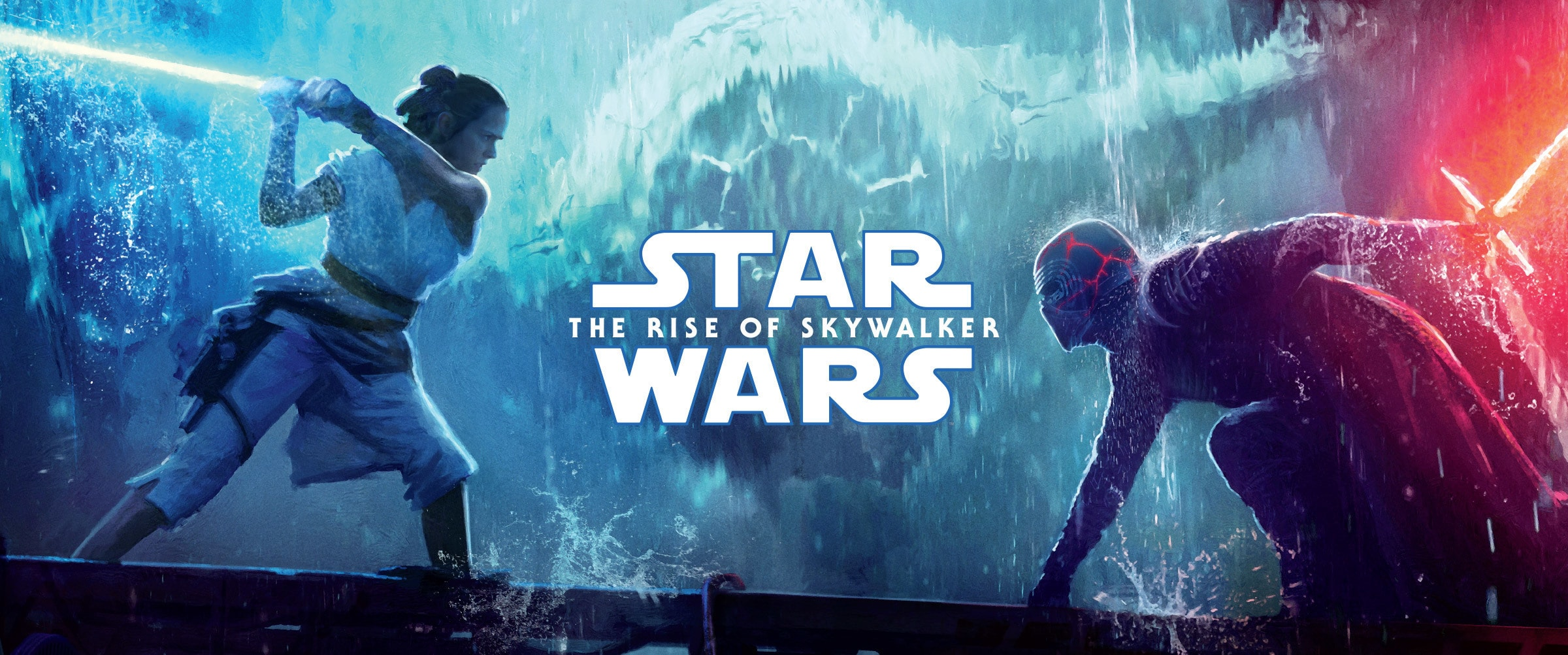 Star Wars: The Rise of Skywalker EMEA Banner - Revamp 2020