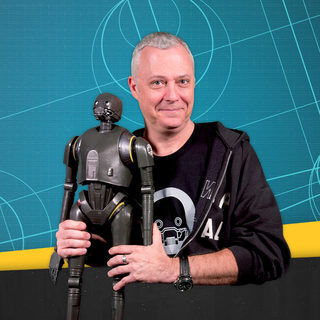 "Watch Celebration Orlando in Your Pajamas and How ILM Made K-2SO ""Think"""